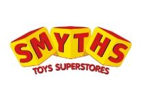 Einkaufszentrum Wuppertal Smyth Toys Superstores Logo