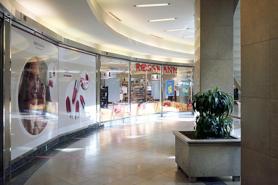 Einkaufszentrum Wuppertal Rossmann