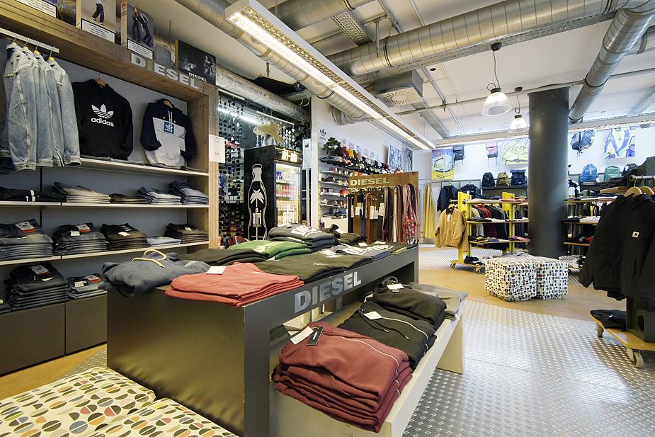 Einkaufszentrum Wuppertal Nuts Style GmbH