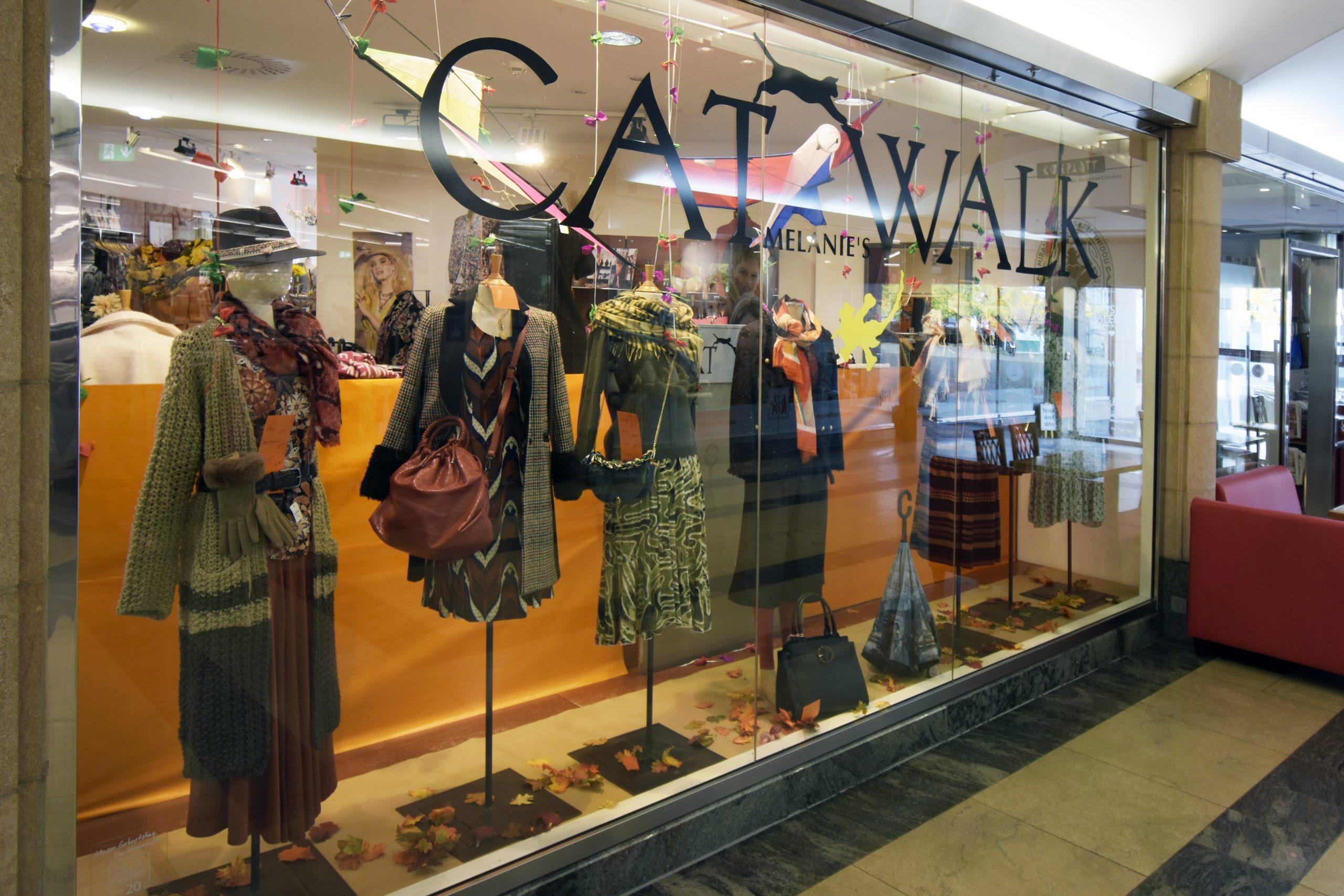 Einkaufszentrum Wuppertal Catwalk