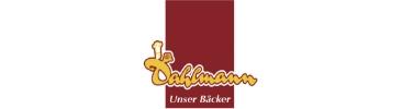 Einkaufszentrum Wuppertal DAHLMANN BÄCKEREI & CAFE Logo