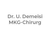 Einkaufszentrum Wuppertal Dr. U. Demeisi MKG-Chirurg Logo