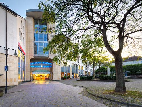 Einkaufszentrum Wuppertal Vermietung