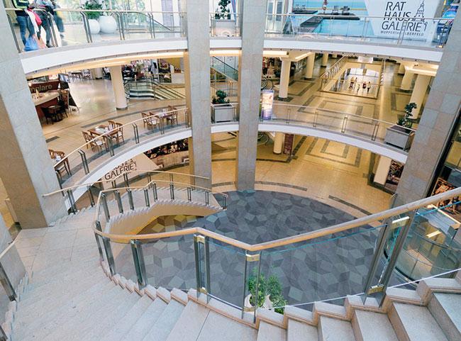 Einkaufszentrum Wuppertal