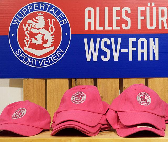 Einkaufszentrum Wuppertal Wuppertaler SV Fanshop