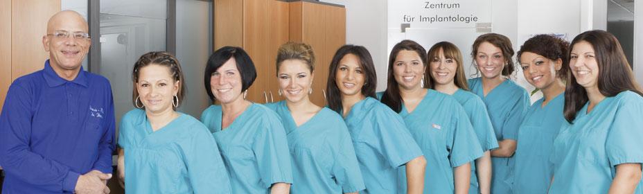 Einkaufszentrum Wuppertal Dr. U. Demeisi MKG-Chirurg