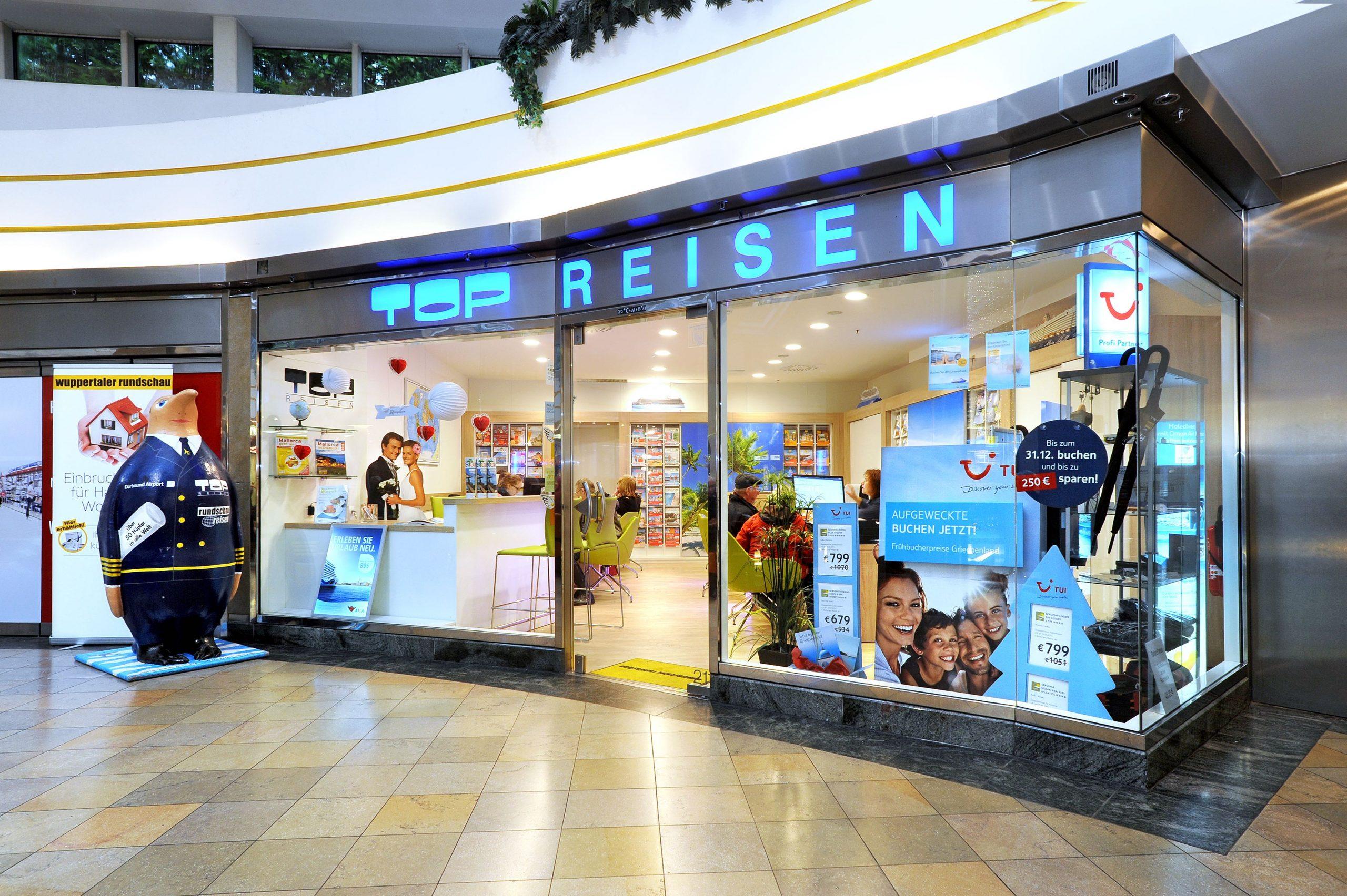Einkaufszentrum Wuppertal top Reisen